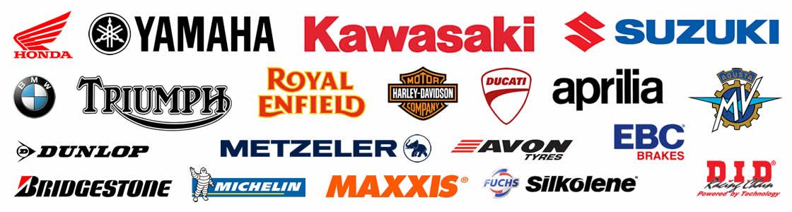 Motorcycle brands